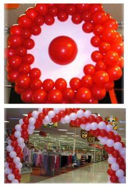 Event Balloon Decor In East Bay Ca Balloon Thrills